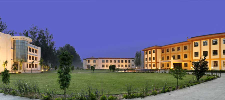 Best campus for MBA - RBMI